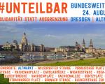 #unteilbar Sachsen