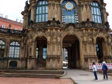 Stadtführung Dresden Altstadt Glockenspielpavillon