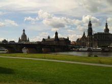 Dresden Altstadt sightseeing