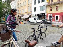 Fahrrad Stadtführung