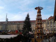 Weihnachtsmarkt Dresden Stadtführung