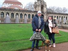 Urlaub mit Hund Dresden hundefreundlich