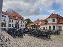 Stadtrundfahrt Dresden Fahrrad