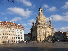 Stadtrundgang Dresden Altstadt Frauenkirche