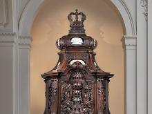Glockenspiel Porzallansammlung