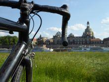 Stadtrundfahrt Rad Velo Dresden