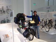 Trekkingrad Meissner Räder