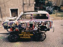 Gesamtdeutsches Polizeiauto