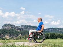Reisen mit Rollstuhl Dresden
