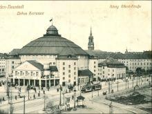 Dresden historisch Sarrasani
