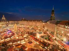 Weihnachten Stadtführung Dresden Weihnachtsmarkt
