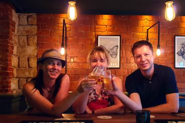Stadtrundfahrt Dresden Bier