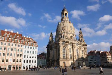 Stadtrundfahrt Dresden Frauenkirche