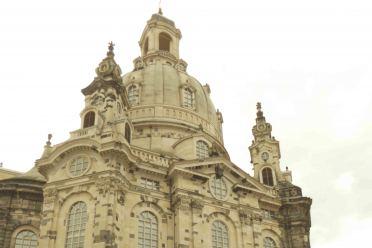 Frauenkirche Dresden Barock