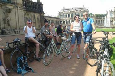 Stadtführung mit Fahrrad