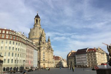 Frauenkirche city tour