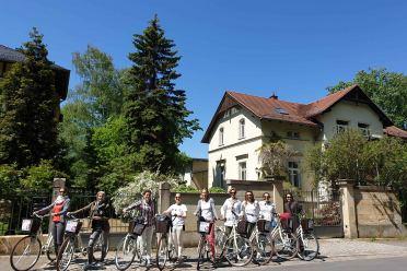 Stadtrundfahrt Dresden Fahrrad Dresden entdecken