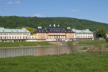 Schlossanlage Pillnitz
