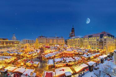 Weihnachten Gästeführung Dresden Altstadt