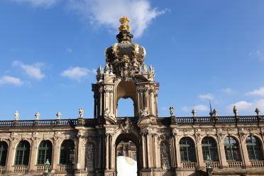 Stadtrundfahrt Dresden Zwinger