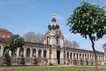 historic city tour dresden