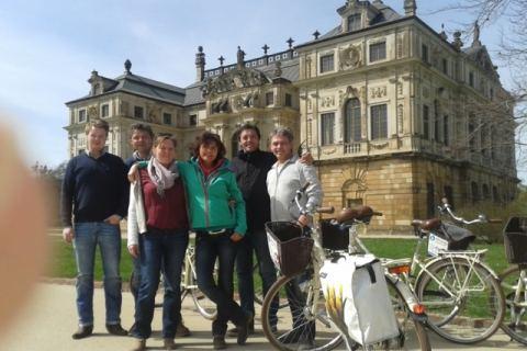 Fahrrad fahren in Dresden