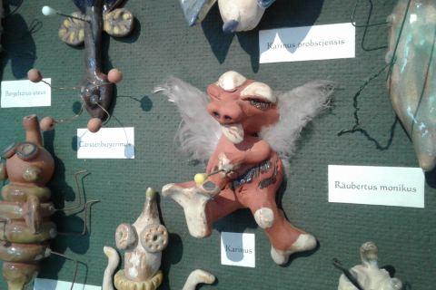 Keramik Insekten Volkskunst