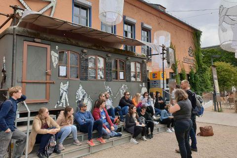 Stadtrundgang alternativ Dresden