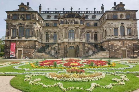 Stadtrundfahrt Großer Garten
