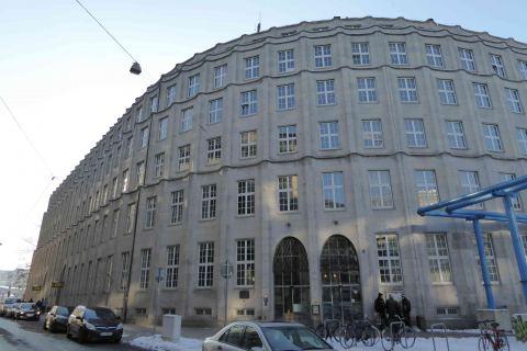 Stadtführung Dresden Altstadt Ortsamt Ausländerbehörde