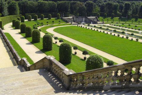 Barockes Lustschloss und Königlicher Lustgarten