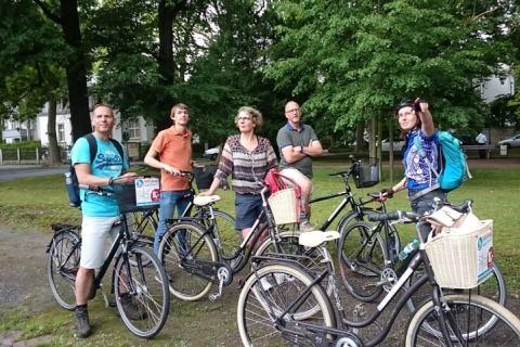 geführte Radtour Radgruppe Dresden