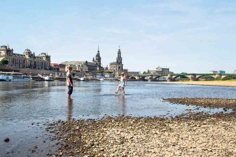 Dresden fkk baden Freikörperkultur