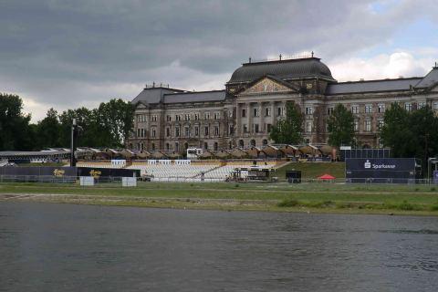 Elbufer Dresden Stadtführung