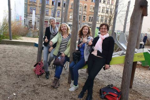 Seminar Dresden citytrip