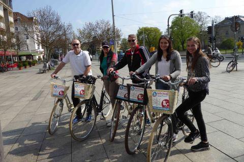 Stadtführung Dresden mit Fahrrad