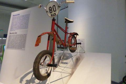 Stadtführung Ich.Fahr.Rad Verkehrsmuseum