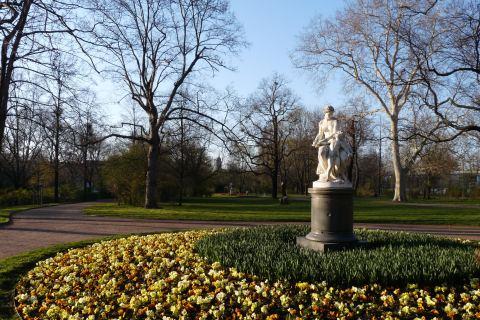 Großer Garten Blüher Park Dresden