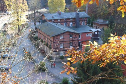 Historisches Gasthaus im Rabenauer Grund