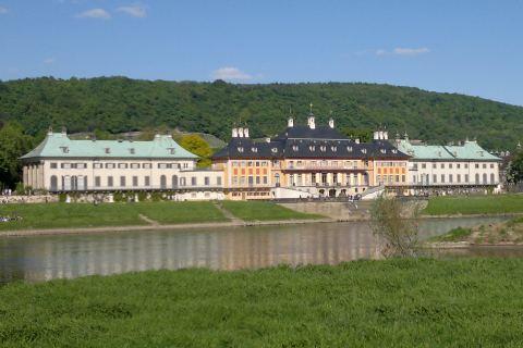 Panorama des Wasserpalais'