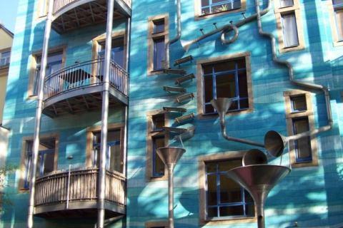 Dresden entdecken Kunsthofpassage