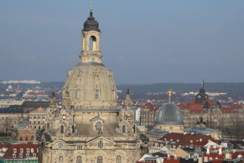 Klassenfahrt Dresden Stadtführer