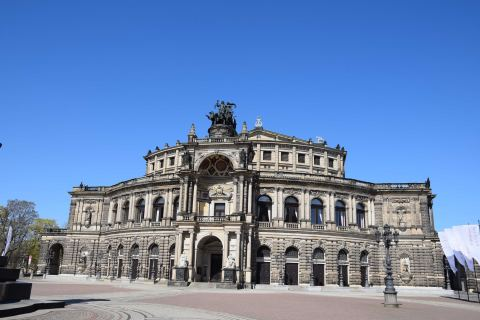 best places of Dresden