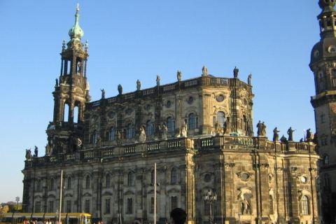 Kathedrale Dresden Sehenswürdigkeit