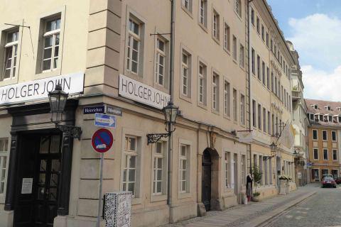 Dresden Kunst Stadtführung Stadtrundgang Barockviertel