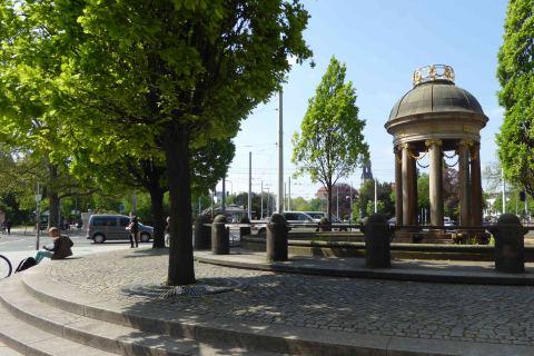 Stadtrundfahrt Szeneviertel Neustadt