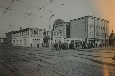 Gambrinus Postplatz