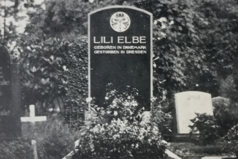Grab Lili Elbe gerettet