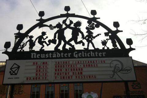 Schwipsbogen Weihnachtsmarkt Führung Dresden