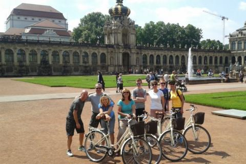 Stadtrundfahrt Dresden Fahrrad Tour